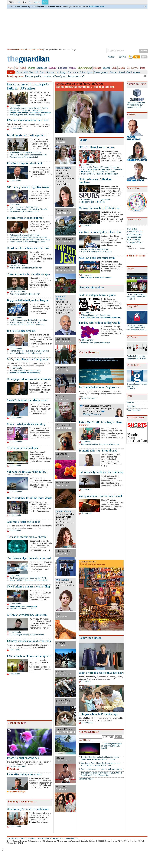 The Guardian at Friday Sept. 12, 2014, 8:08 p.m. UTC