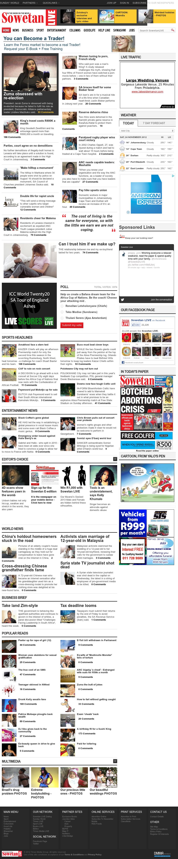 Sowetan Live at Saturday Nov. 24, 2012, 9:28 a.m. UTC