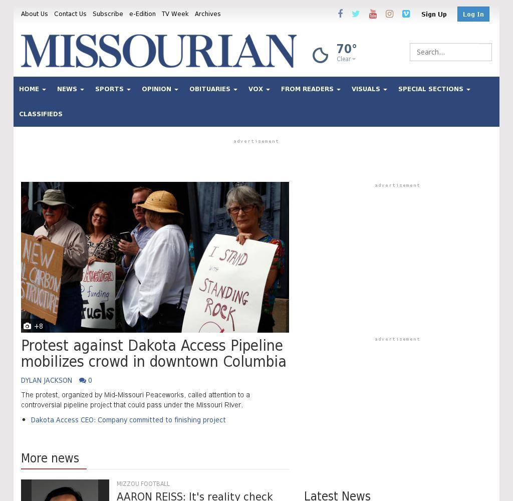 Columbia Missourian