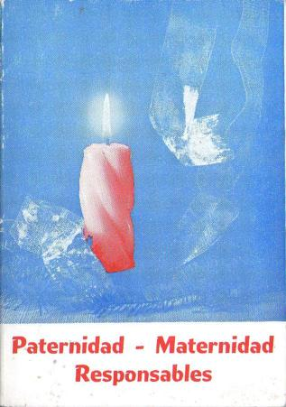Cover of: Paternidad - Maternidad Responsables by