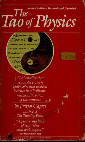 Cover of: Tao of Physics | Fritjof Capra